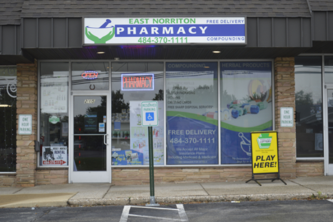 Home Page Pharmacy Picture