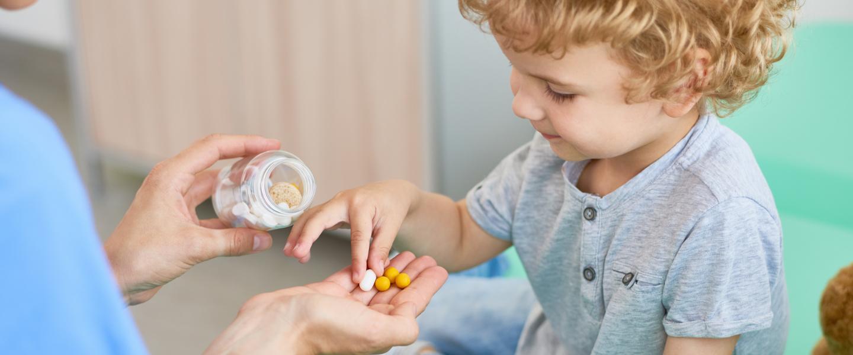 Free Kids Club Vitamin Program